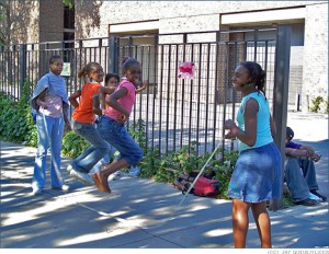 Physical activity  - girls jumping rope (2)