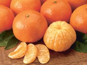 Food - Tangerines