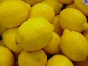 Food - lemons