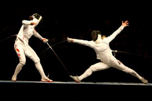 Physical Activity - Fencing