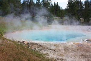 Physical Activity geothermal pool