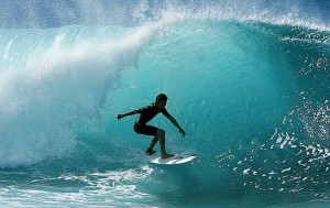 Physical Activity - surfing
