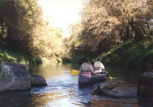 Physical activity Canoeing
