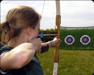 Physical activity  - archery