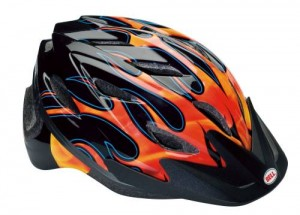Physical activity  bicycle helmet