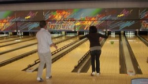 Physical activity  bowling 2