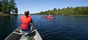 Physical activity   canoe