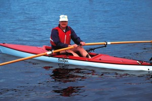 Physical activity   rowing