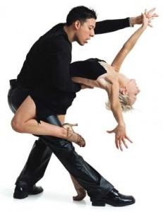 Physical activity  salsa-dancing