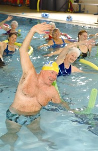 Physical activity  water-aerobics