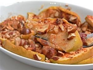 Food - Baked Apple Crisp