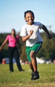 KIDD - Kid running