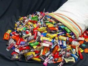 KIDD - halloween candy