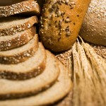 Nutrition whole grain bread