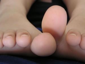 RFS - healthy toes