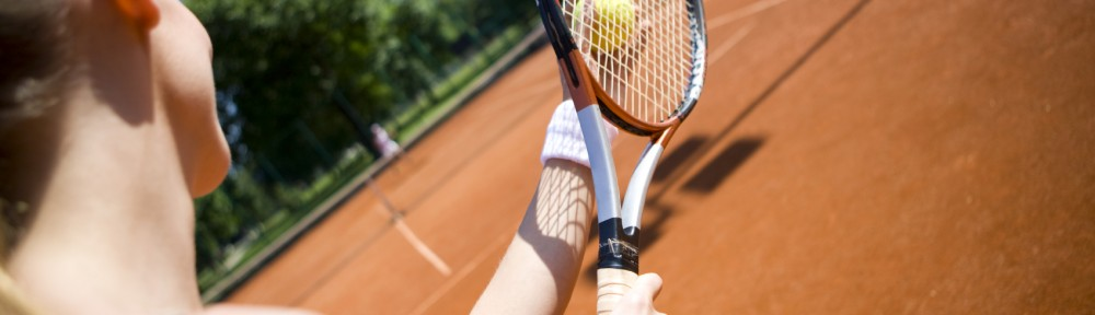 Physical Activity - tennis iStock_000009525153Medium