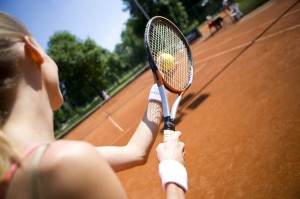 Physical Activity - tennis iStock_000009525153Medium