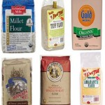 food - whole wheat flours