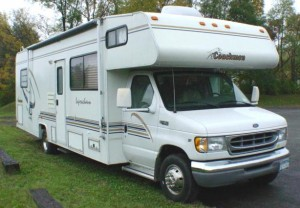 Donation page motorhome