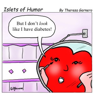 IH - Diabetes Look a Like