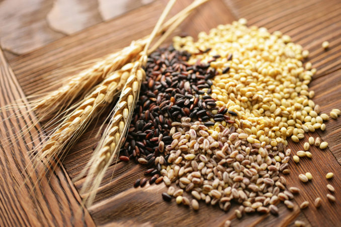 Whole grains and type 2 diabetes