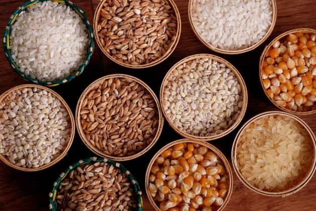 Common wholes grains that diabetics have questions about.