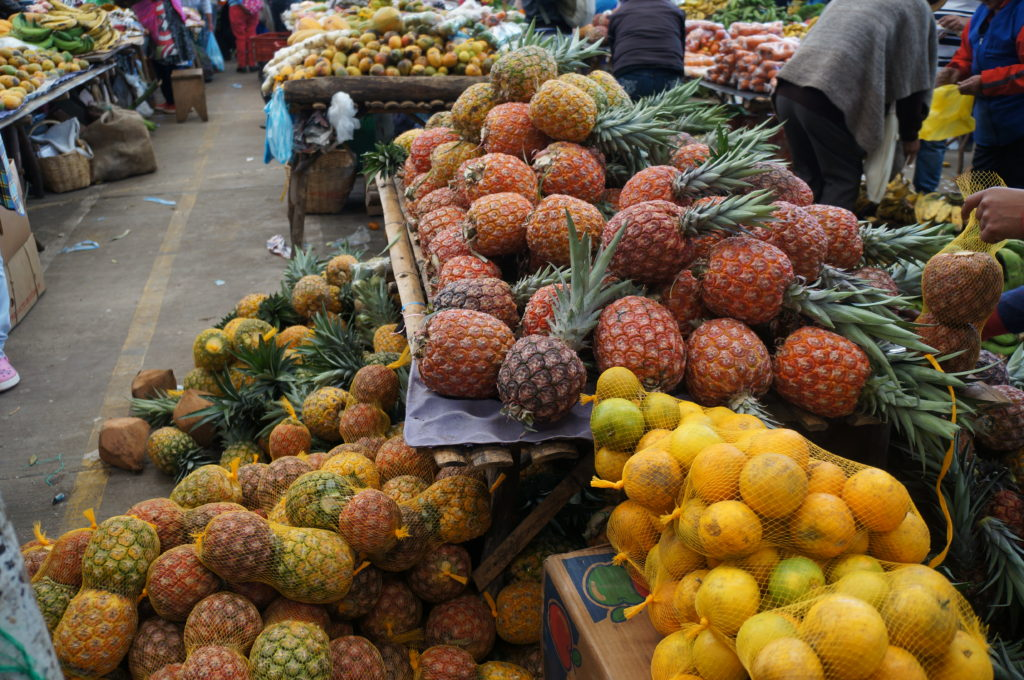 Pinapples and sustainable development