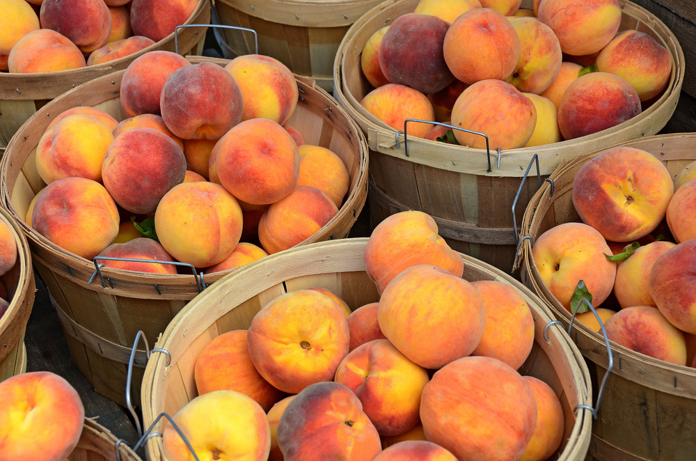 Peaches and diabetes prevention